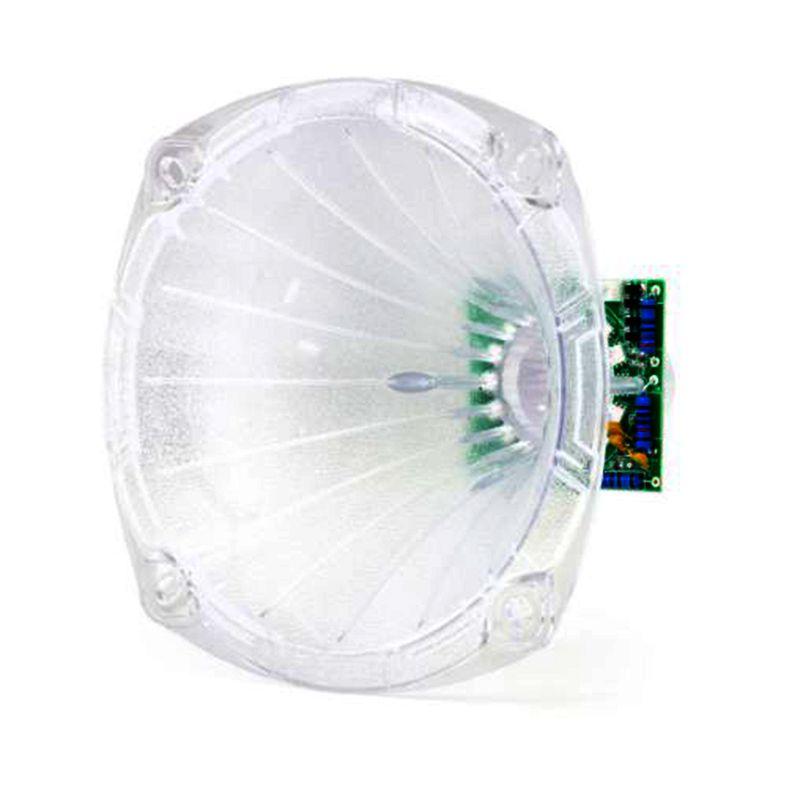 Corneta Completa Bomber Outdoor 16 LEDs Transparente - 1