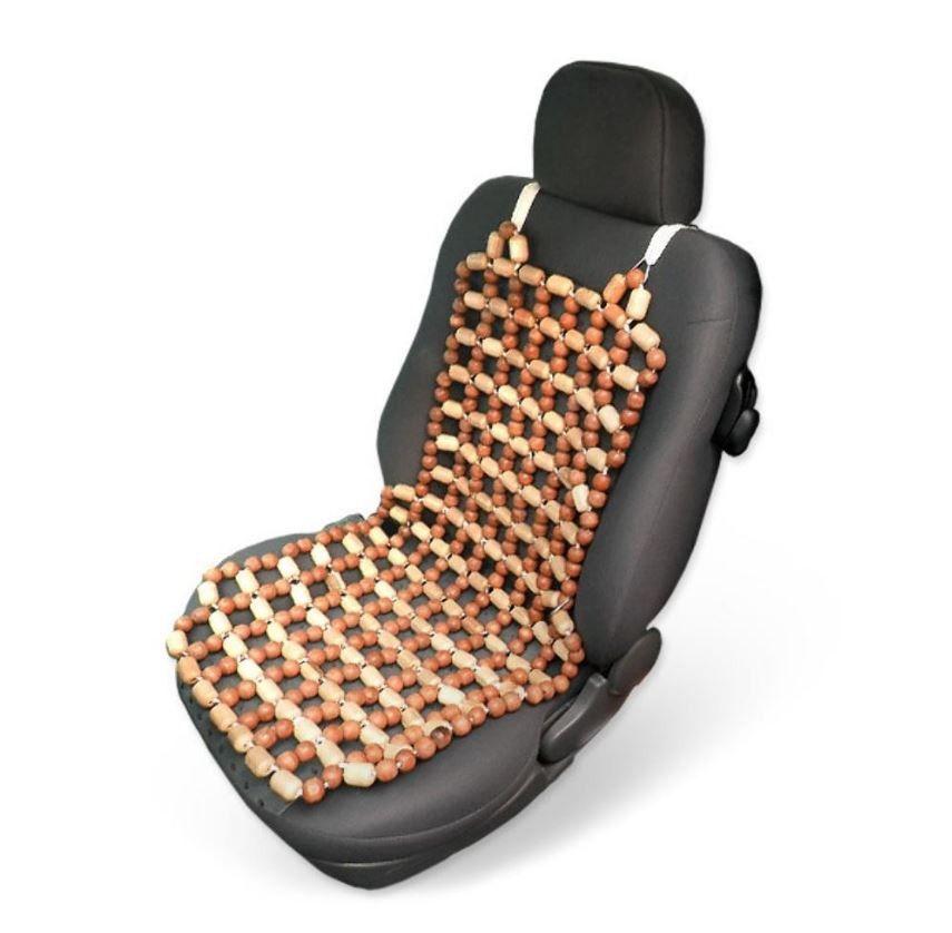 Encosto Assento Massageador com Bolinhas Diversas Cores  - AutoParts Online