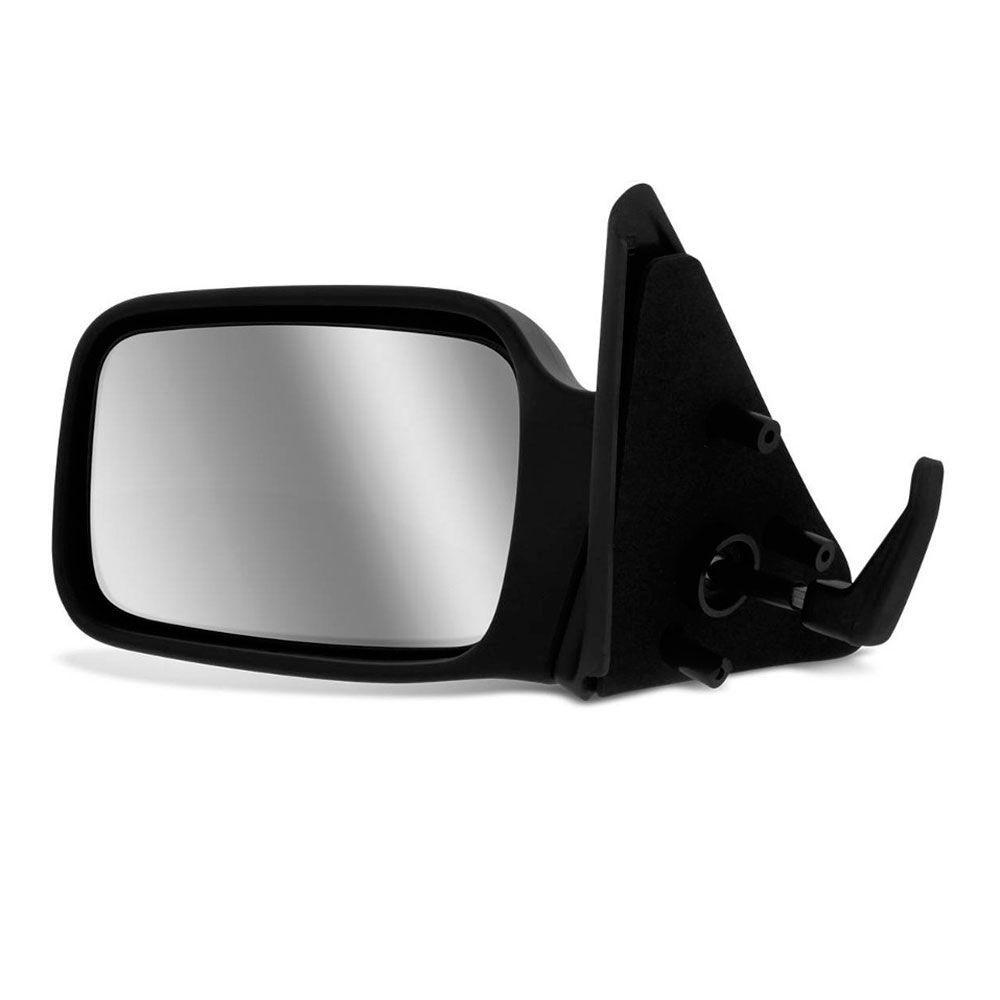 Espelho Retrovisor Controle Interno Ford Escort 1987 a 1992 Esquerdo  - AutoParts Online