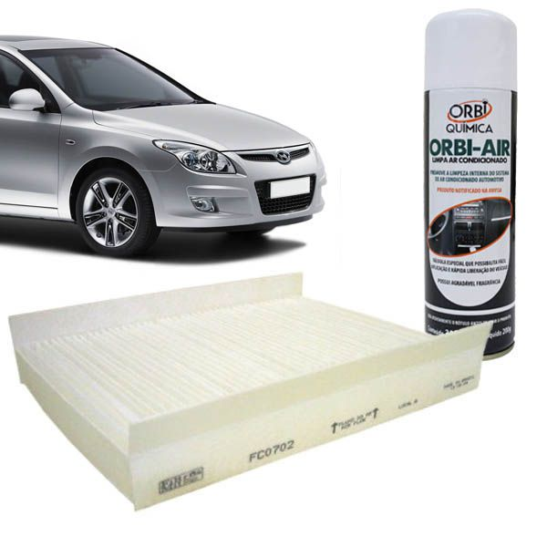 Filtro de Cabine Hyundai I30 2.0 16V 2009 em Diante  - AutoParts Online