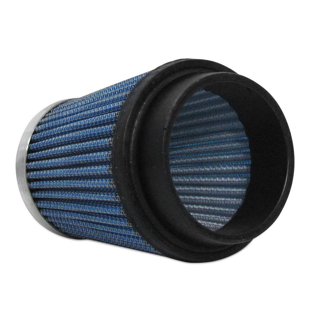 Filtro de Ar Esportivo Rs Air Filter Cônico 62mm Azul  - AutoParts Online