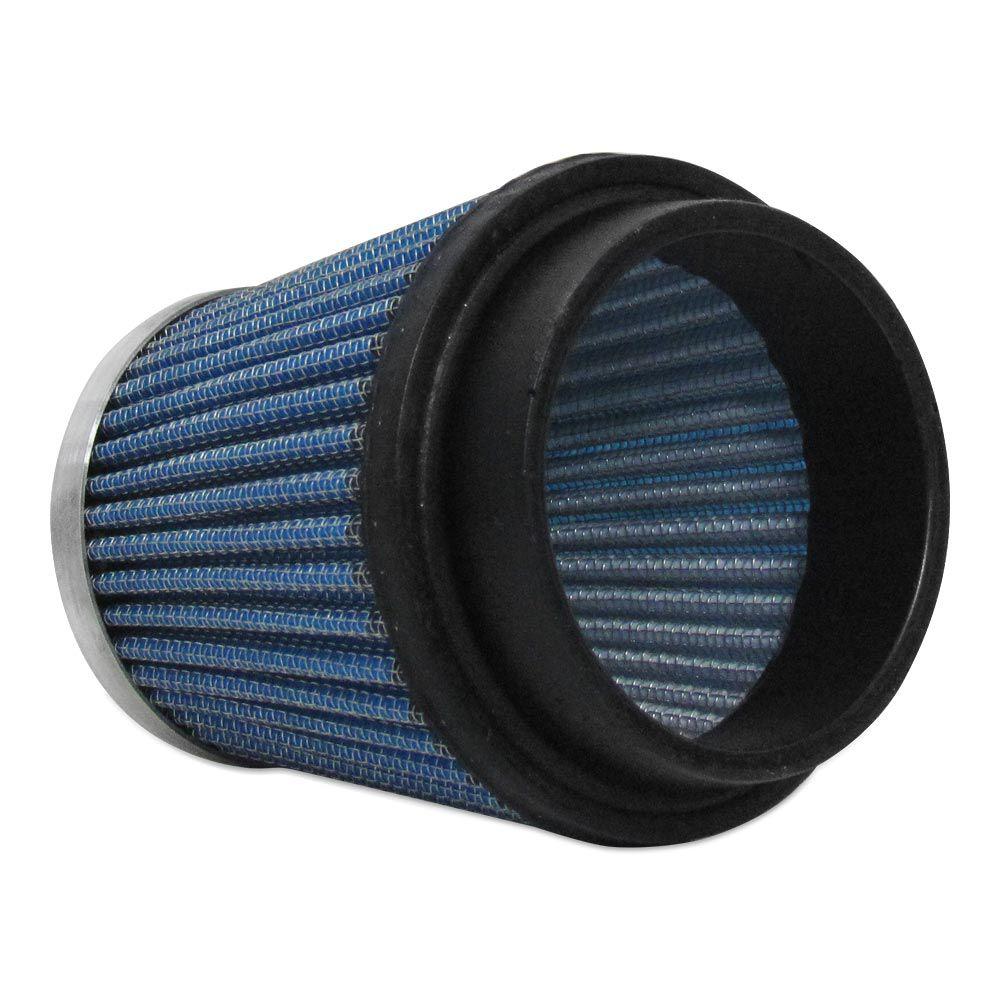 Filtro de Ar Esportivo Rs Air Filter Cônico 70mm Azul  - AutoParts Online
