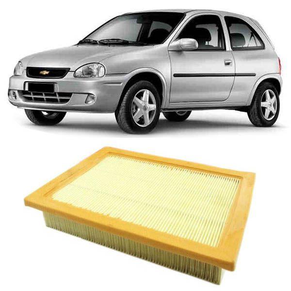 Filtro de Ar GM Corsa, Agile, Peugeot 206  - AutoParts Online