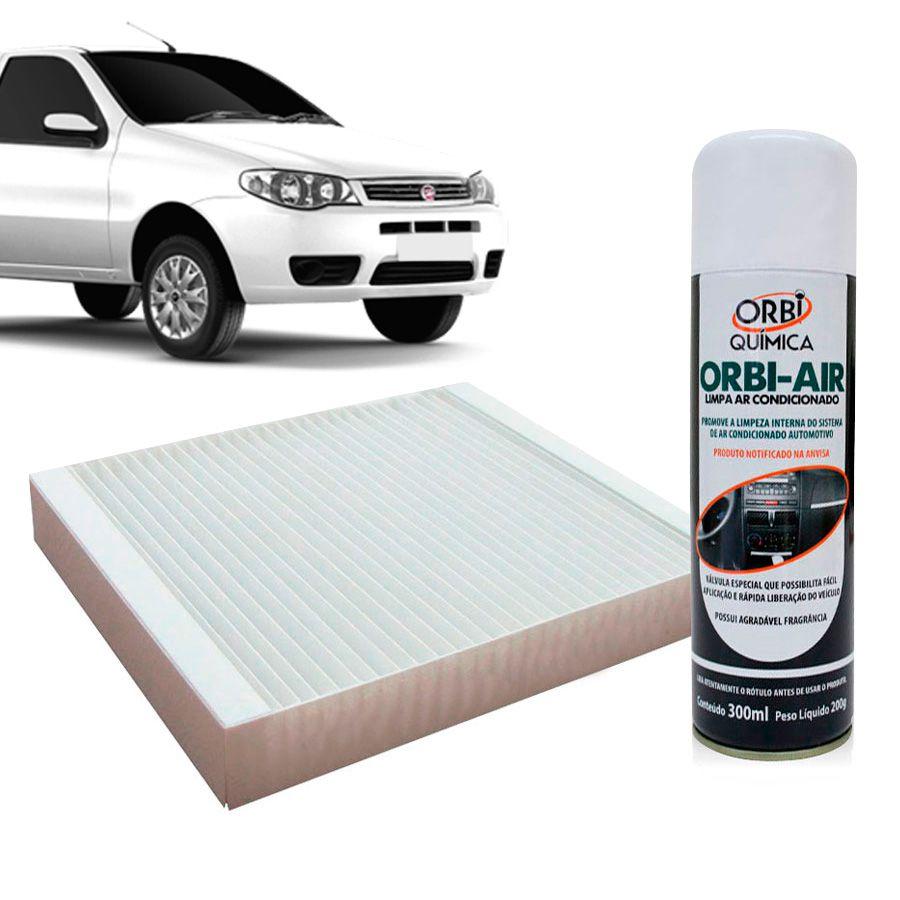 Filtro do Ar Condicionado Cabine Fiat Palio 1996 em diante com Limpa Ar Condicionado  - AutoParts Online