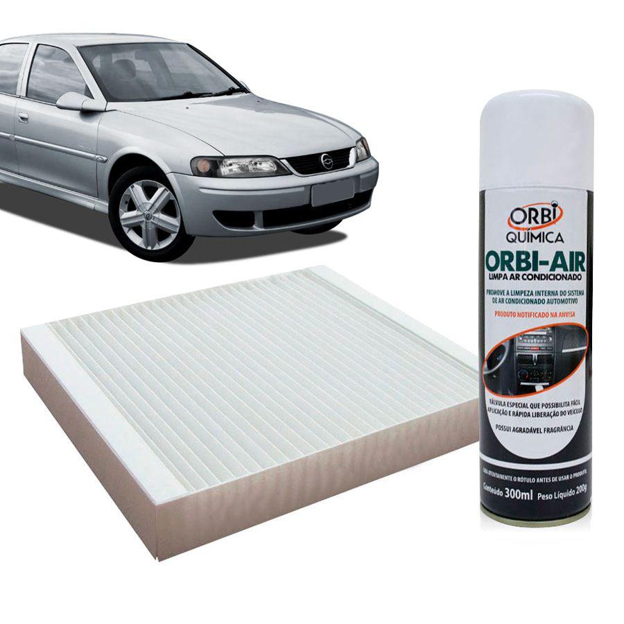 Filtro do Ar Condicionado Cabine GM Vectra 1997 a 2005 com Limpa Ar Condicionado  - AutoParts Online