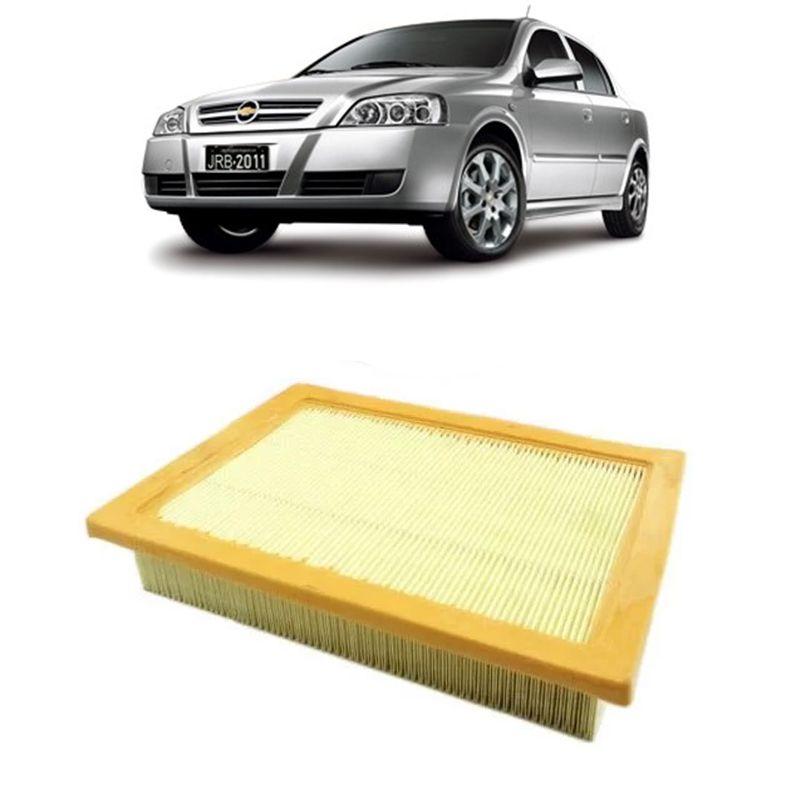 Filtro do Ar do Motor Gm Astra 1999 em diante Vectra 2006 em diante Zafira 2001 a 2006  - AutoParts Online
