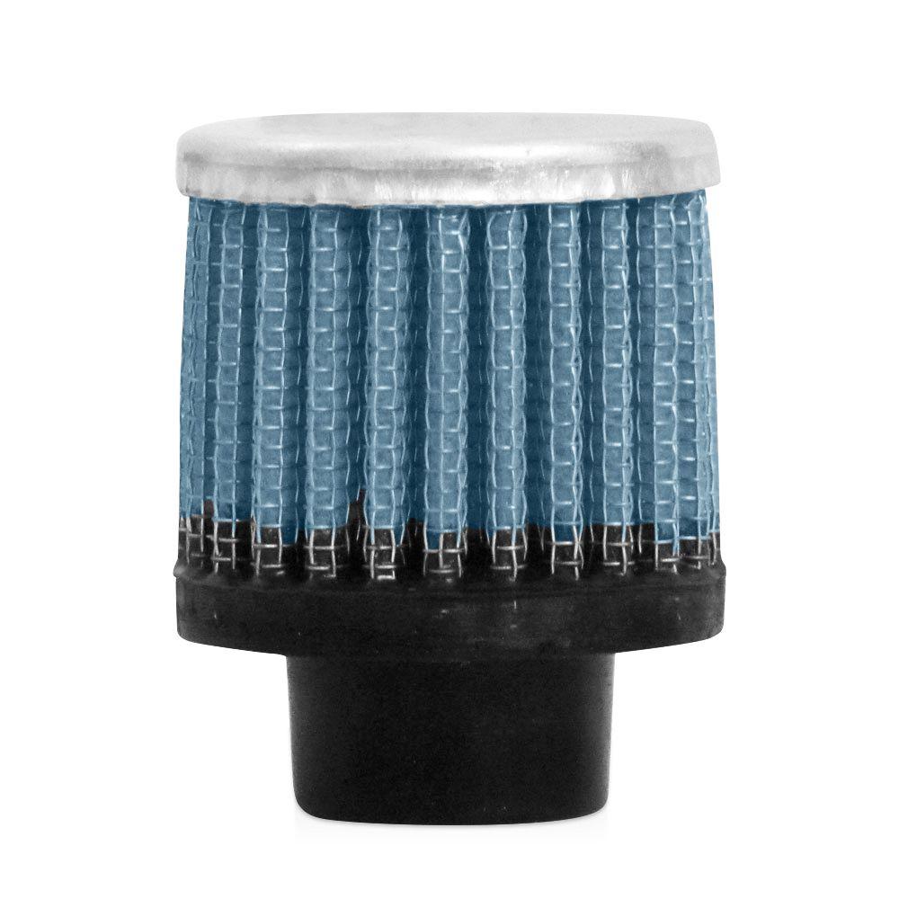 Filtro Esportivo Respiro de Oleo Rs Air Filter Azul  - AutoParts Online