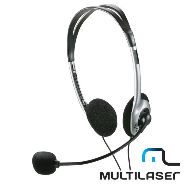 Fone de ouvido Multilaser Ph002  - AutoParts Online