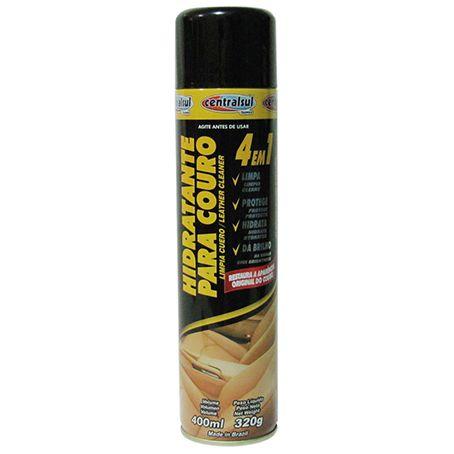 Revitalizador para couro spray 400 ML  - AutoParts Online