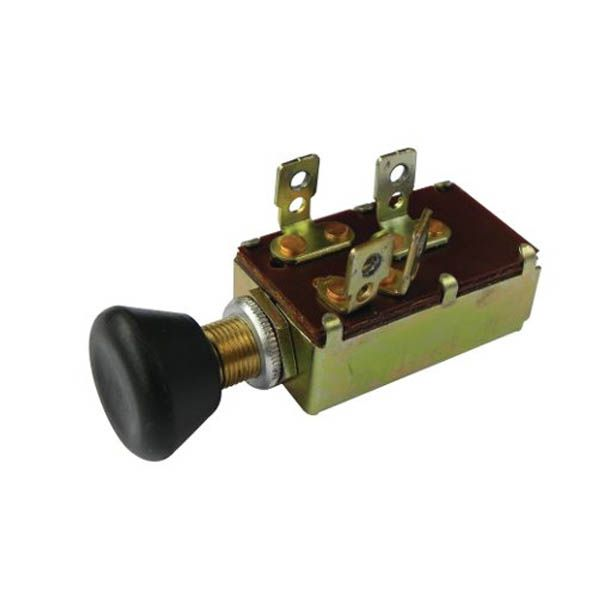Interruptor de Farol Universal 120W  - AutoParts Online