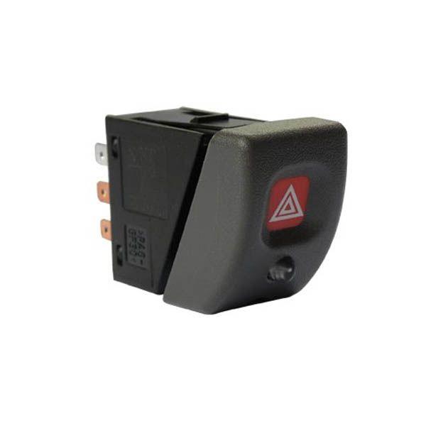Interruptor de Luz de Emergência GM Corsa 1994 em diante - Com Alarme  - AutoParts Online