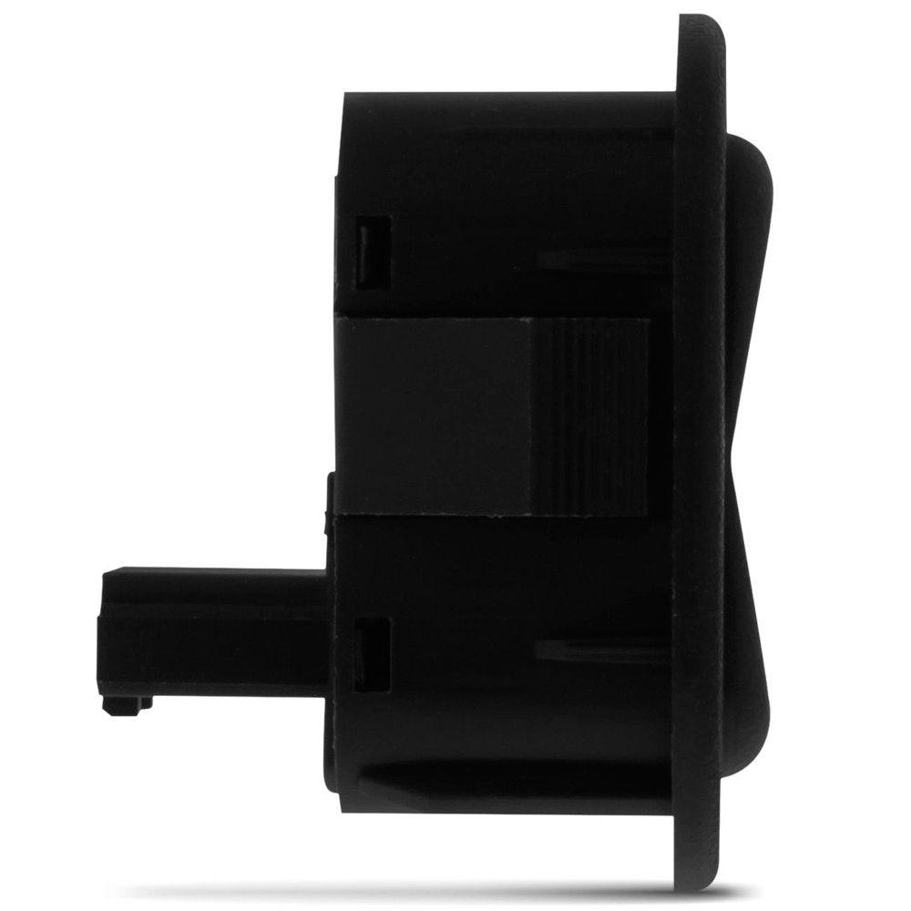 Interruptor Simples do Vidro Elétrico para GM Agile Celta Montana   - AutoParts Online