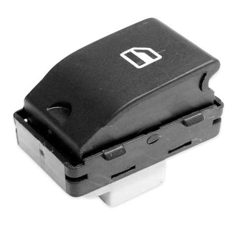Interruptor Simples do Vidro Elétrico para Gol G4, G5 e Fox  - AutoParts Online