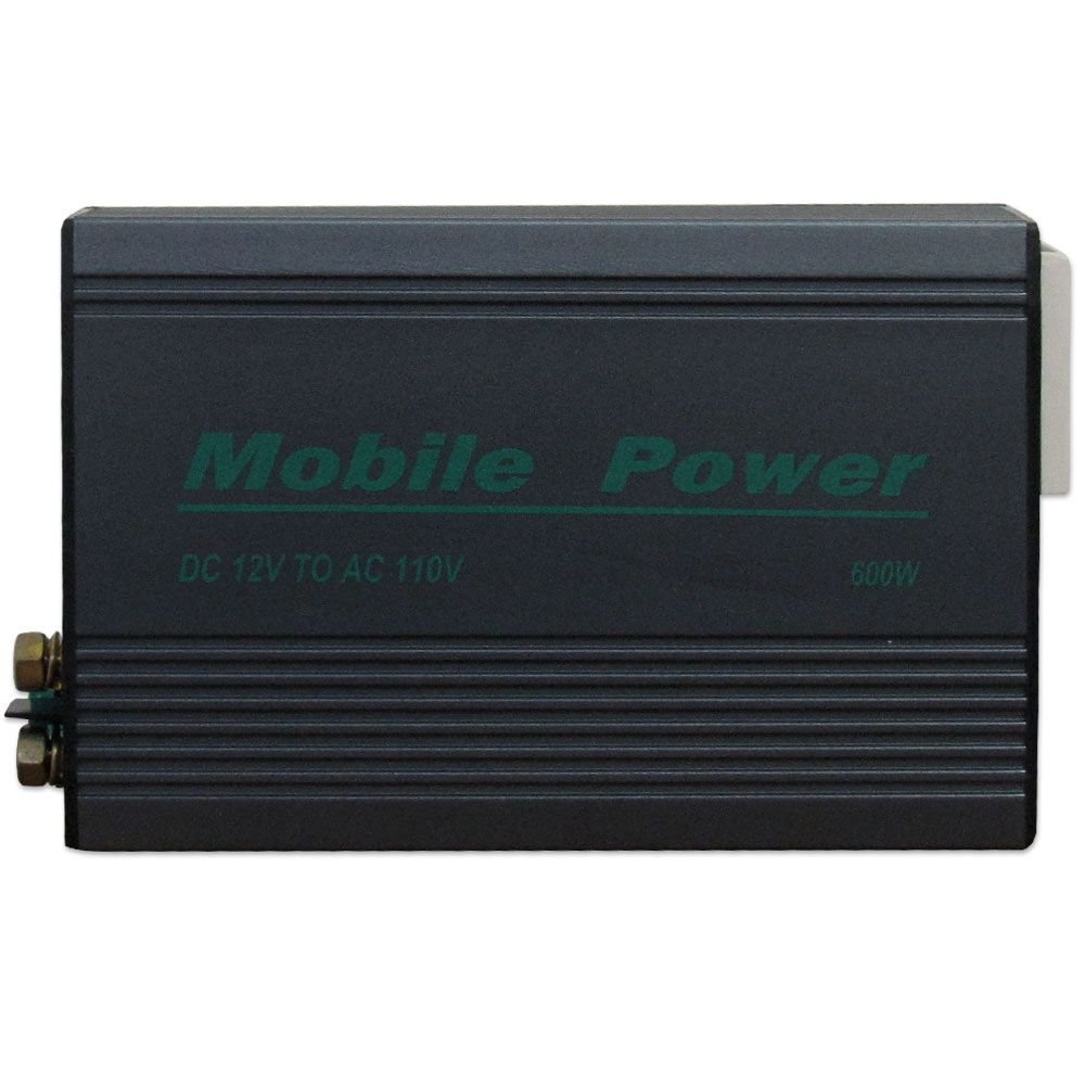 Inversor de Voltagem 600W 12V  - AutoParts Online