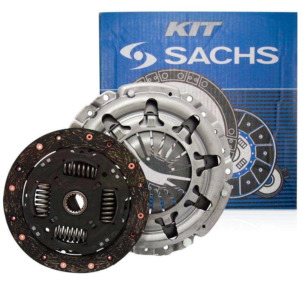 Kit Embreagem 17 Estrias Ford Fiesta Ka 1.0/1.3 Todos K9471  - AutoParts Online