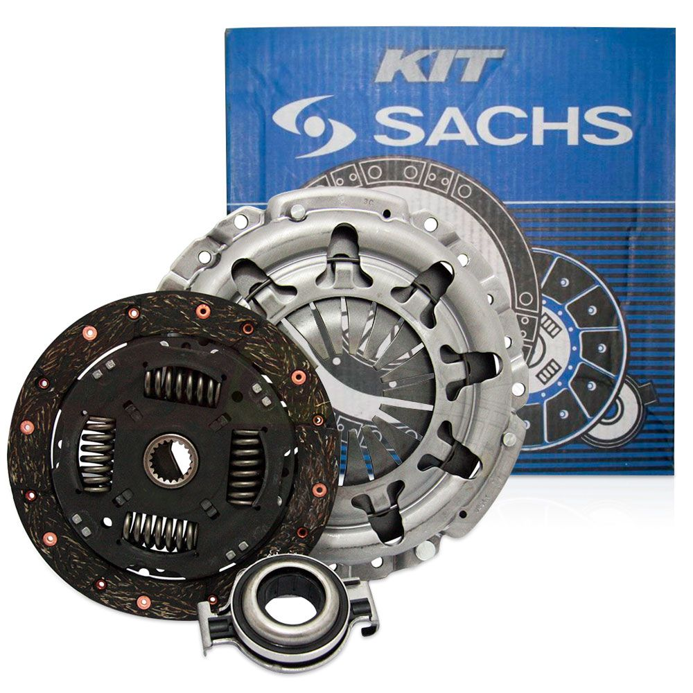 Kit Embreagem 28 Estrias Gol Saveiro Voyage Golf Polo Fox 6291  - AutoParts Online