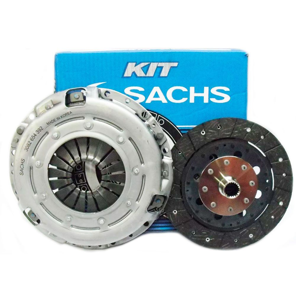 Kit Embreagem SACHS Nissan Livina 1.8 2009 em diante Sentra 2.0 2007 em diante Tiida 1.8 2007 em diante  - AutoParts Online