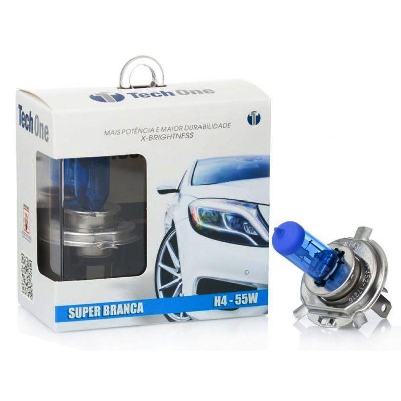 Kit Lâmpadas Led Hyundai Tucson + H4 + H27 Super Branca  - AutoParts Online