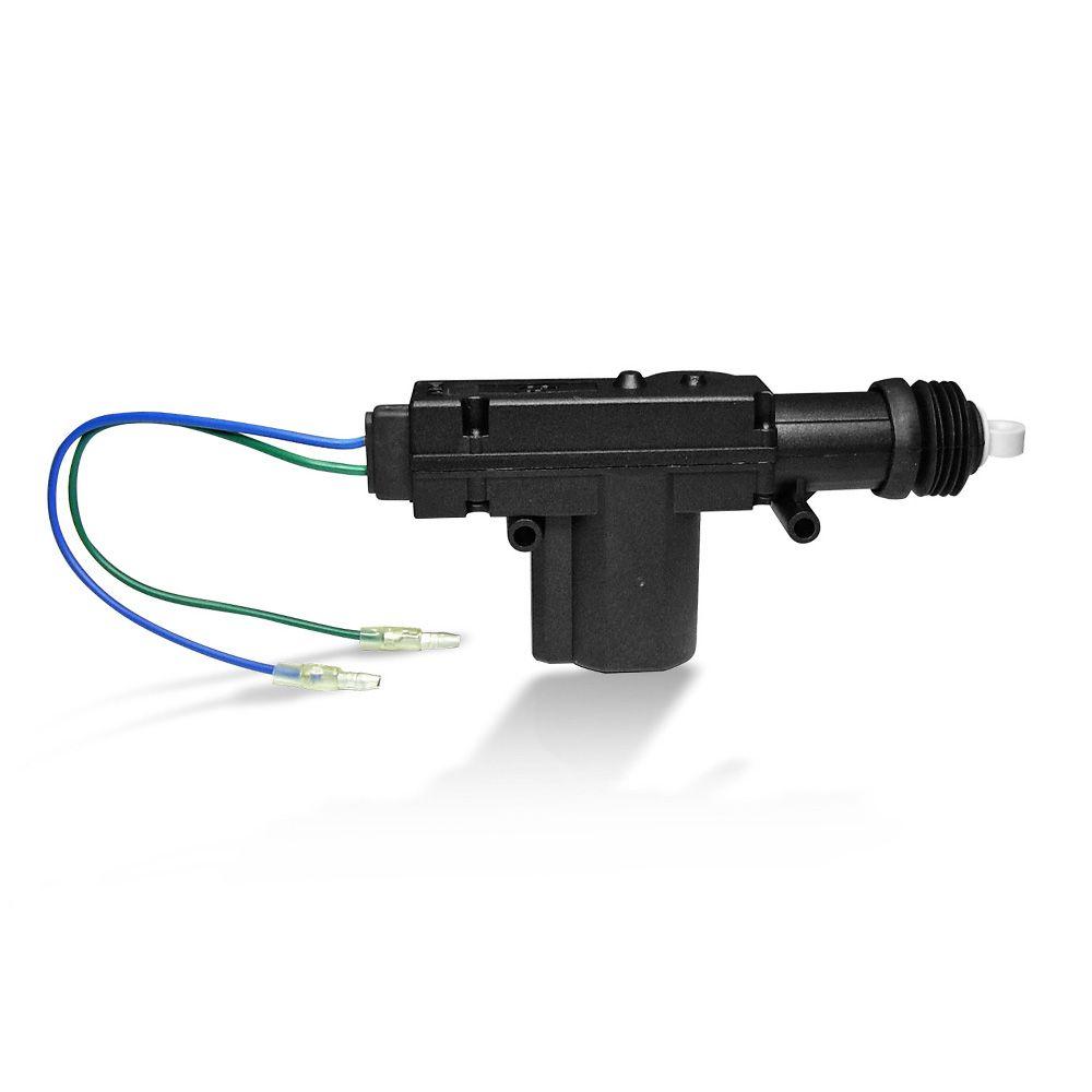 Kit Motor de Trava Auxiliar Escrava 2 Fios  - AutoParts Online
