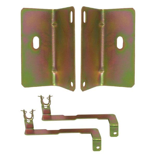 Kit Suporte para Trava Elétrica Fiat Palio Strada 2 Portas 1996 a 2012  - AutoParts Online