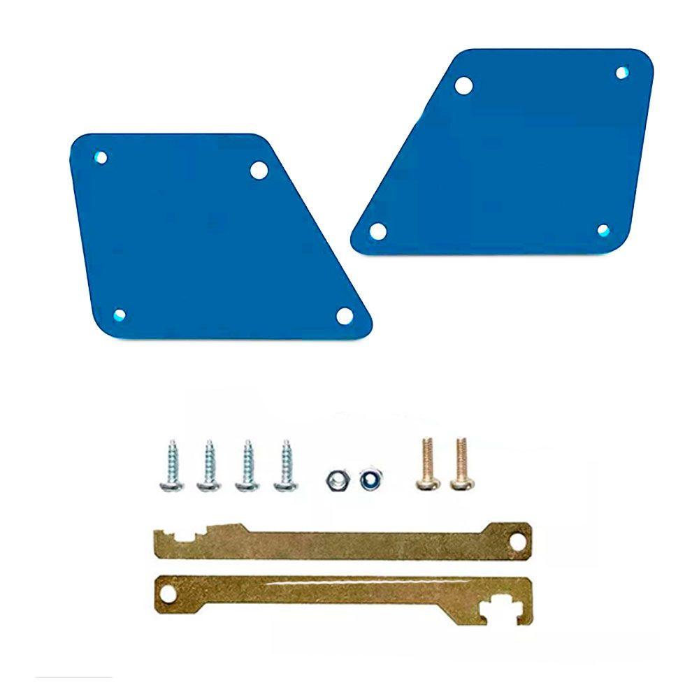 Kit Suporte para Trava Elétrica Vw Gol Parati G2 G3 G4 2 Portas até 2013  - AutoParts Online