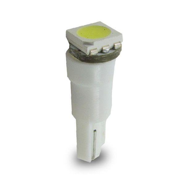 Lâmpada 1 Led Smd Pinguinho Iluminação Interna Branca Unidade  - AutoParts Online