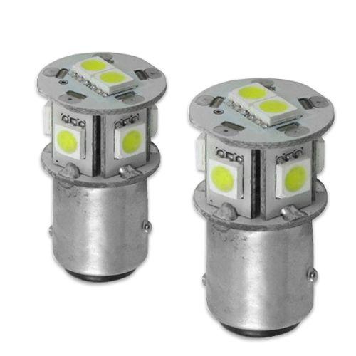 Lâmpada 1 Polo 7 Leds Smd Lanterna Traseira Par  - AutoParts Online