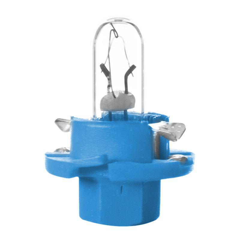 Lâmpada Avionix Pinguinho 2723 12V 2W MFX6 Base Azul 10 Unidades  - AutoParts Online