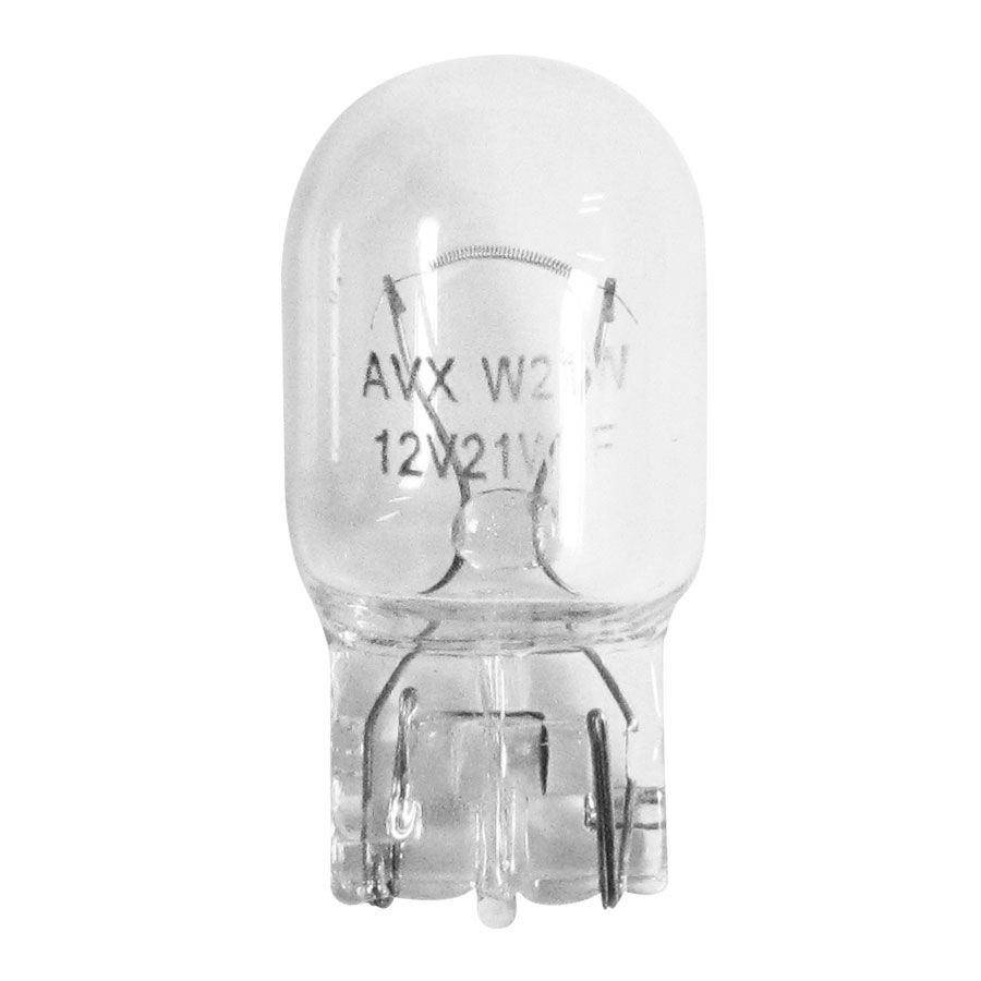 Lâmpada Avionix Super Pingão 6941 12V 21W Cristal 10 Unidades  - AutoParts Online
