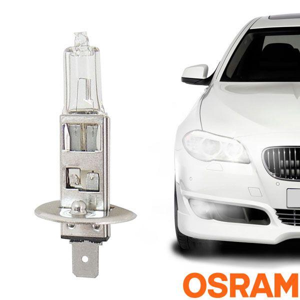 Lâmpada H1 12V 55W Osram - Unidade  - AutoParts Online