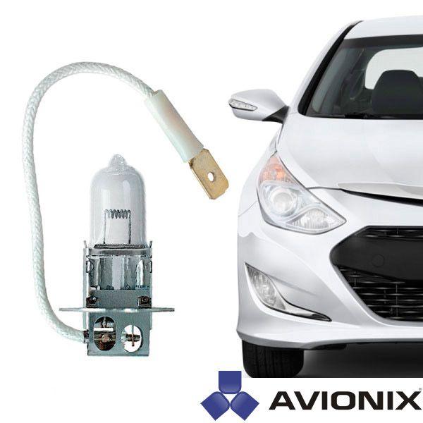 Lâmpada H3 55W AVIONIX Unidade  - AutoParts Online