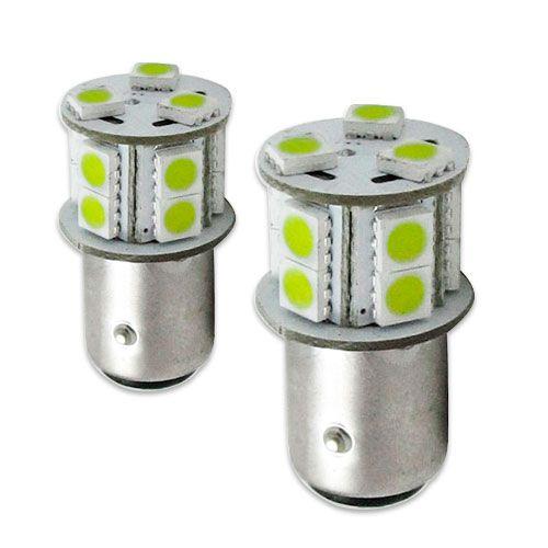 Lâmpada 2 Polos 13 LED 12V Par  - AutoParts Online