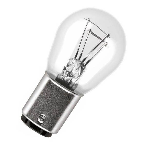 Lâmpada 2 Polos Cristal Osram 10 Unidades  - AutoParts Online