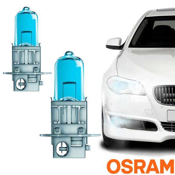 Lâmpada H3 12V 55w Osram Cool Blue Par  - AutoParts Online