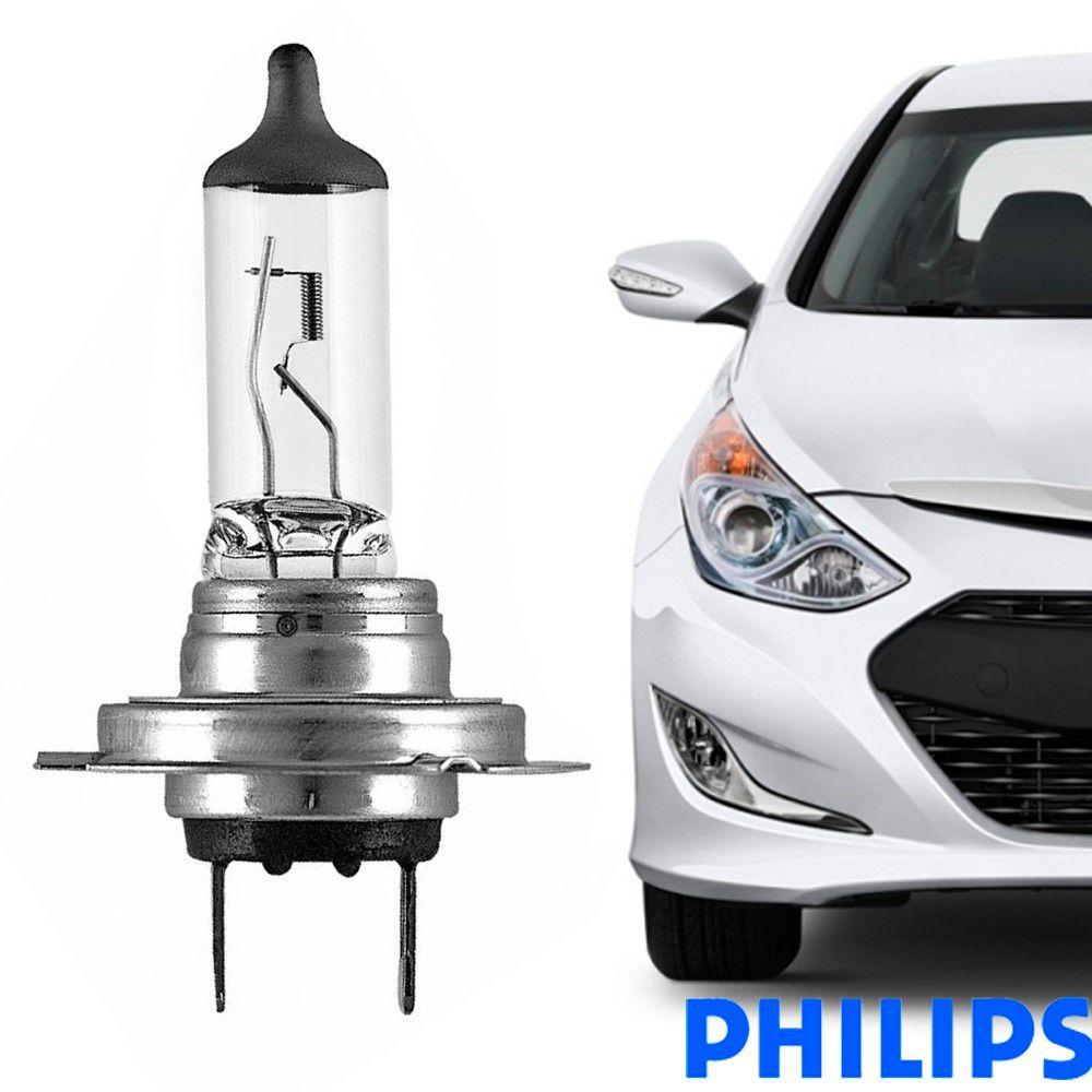 Lâmpada Philipis H7 12V 55W Halógena  - AutoParts Online