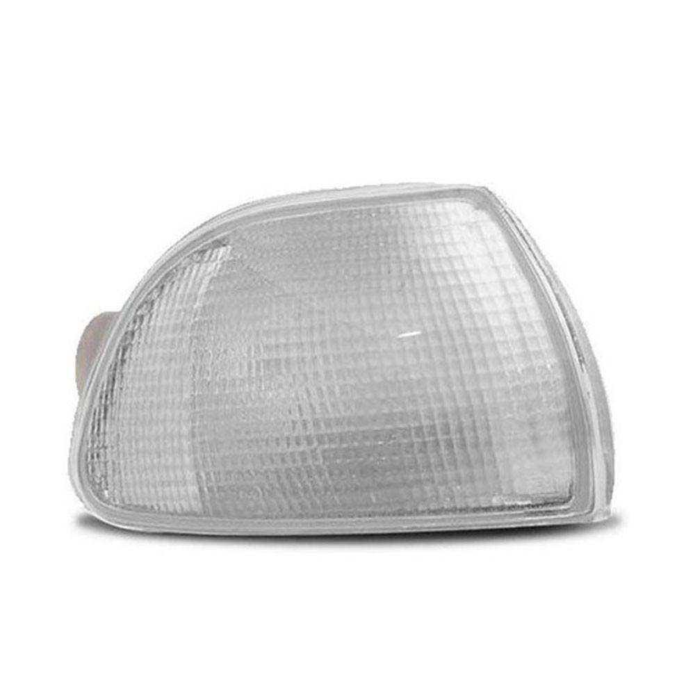 Lanterna Dianteira Pisca Fiat Palio Siena 1996 a 2000 Cristal Lado Esquerdo 96109  - AutoParts Online