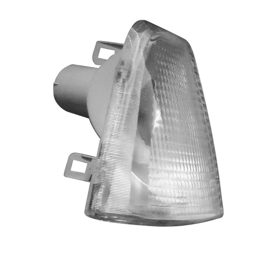 Lanterna Dianteira Pisca Gm Chevette Marajó Chevy 1983 a 1993 Cristal Lado Direito 88092  - AutoParts Online