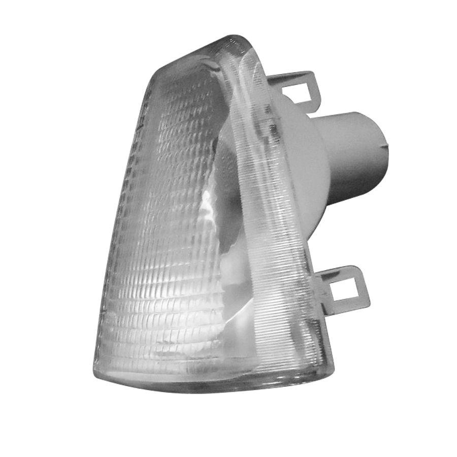 Lanterna Dianteira Pisca Gm Chevette Marajó Chevy 1983 a 1993 Cristal Lado Esquerdo 88091  - AutoParts Online