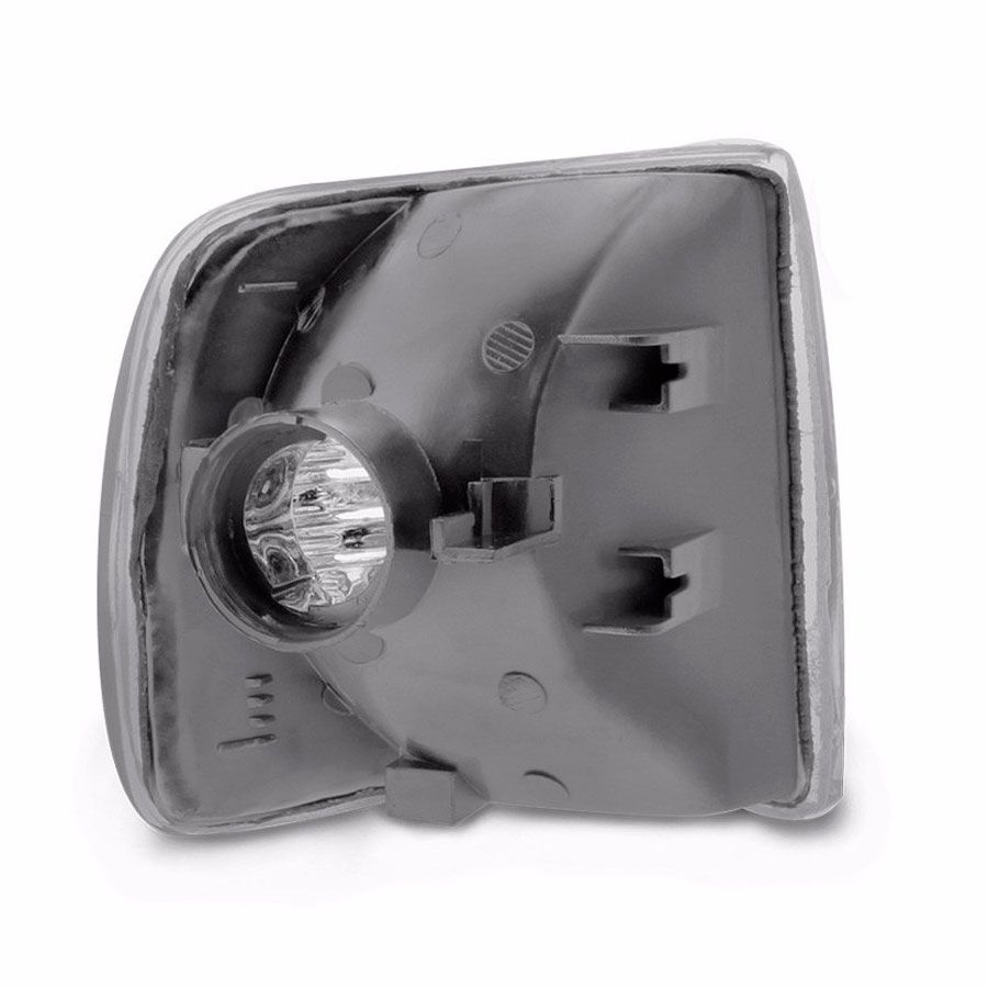 Lanterna Dianteira Pisca Vw Gol Parati Saveiro Voyage 1991 a 1994 Cristal Lado Esquerdo 91125  - AutoParts Online