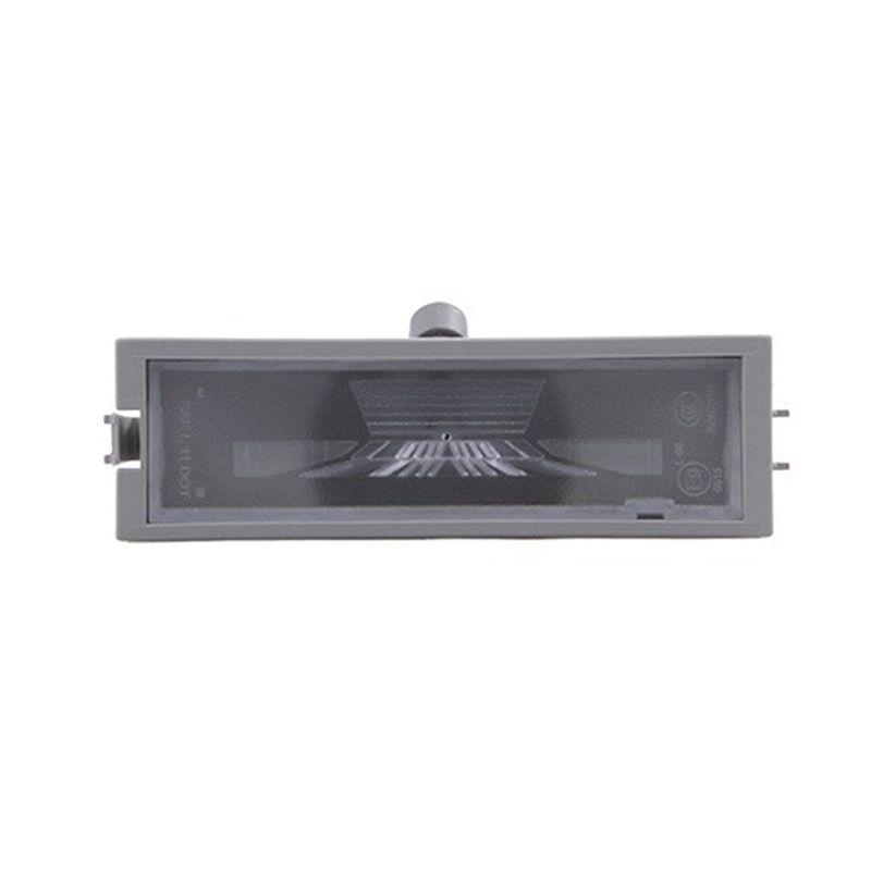 Lanterna Luz de Placa Chevrolet Onix 2013 em diante Prisma 2013 em diante  - AutoParts Online