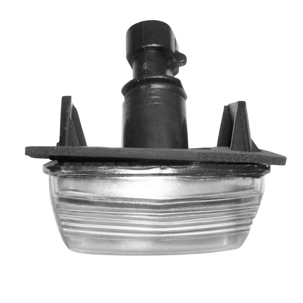 Lanterna Luz de Placa  Peugeot 206 307 405 Citroen C3 C4 Todos DP7381  - AutoParts Online