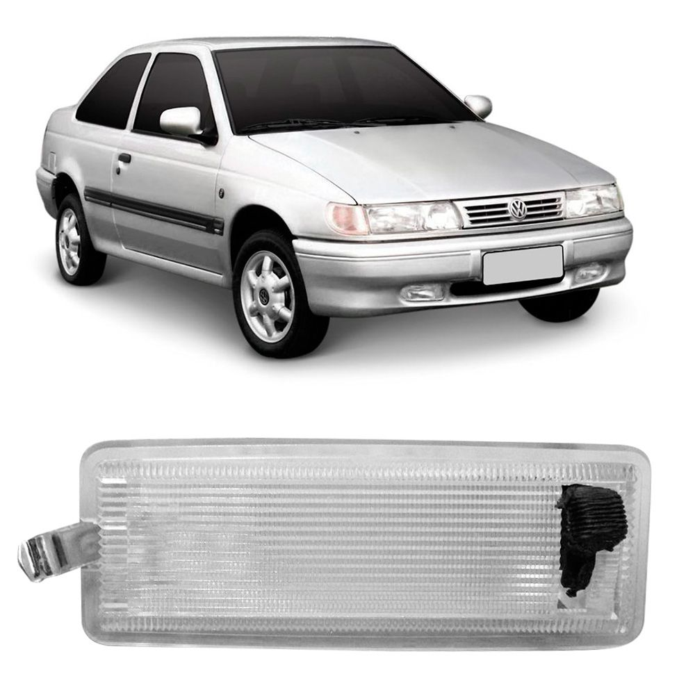 Lanterna Luz de Teto Vw Fusca Kombi Gol Ford Escort Verona Apolo LS244  - AutoParts Online