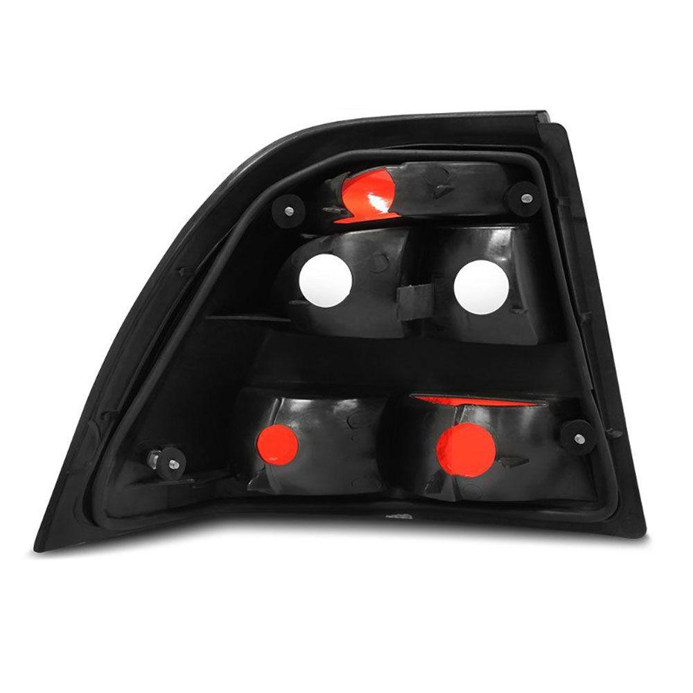 Lanterna Traseira Cristal Gm Vectra 2000 em Diante Lado Direito  - AutoParts Online