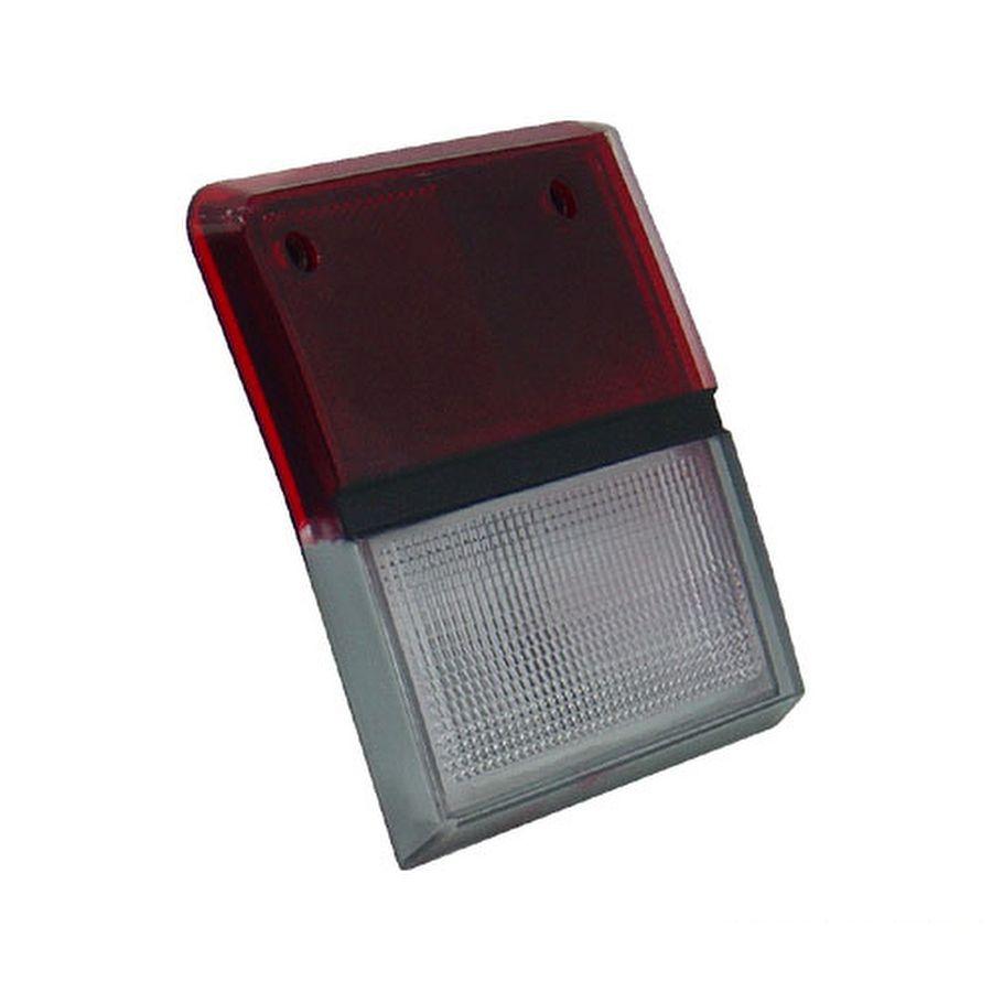 Lanterna Traseira Ford Belina Scala com Ré Rubi Acrílica Esquerda  - AutoParts Online