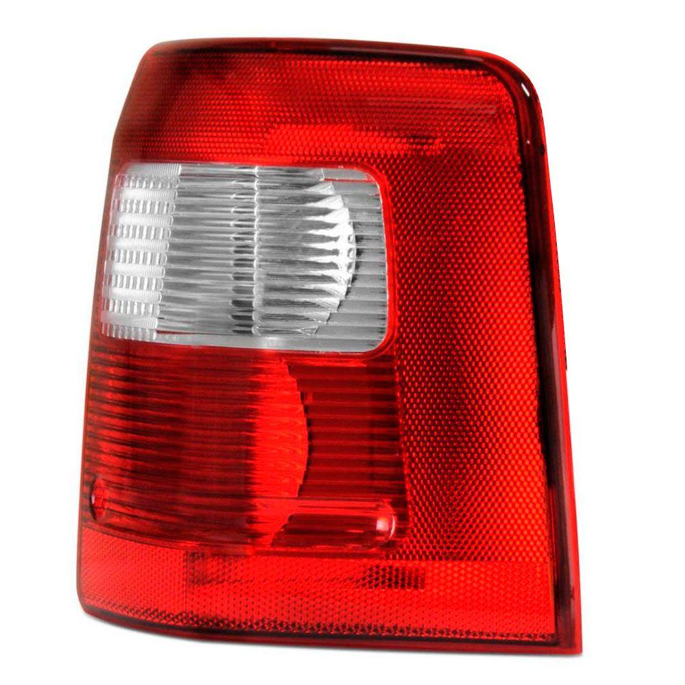 Lanterna Traseira Ford Ecosport 2003 a 2007 Bicolor Lado Direito 31174D  - AutoParts Online
