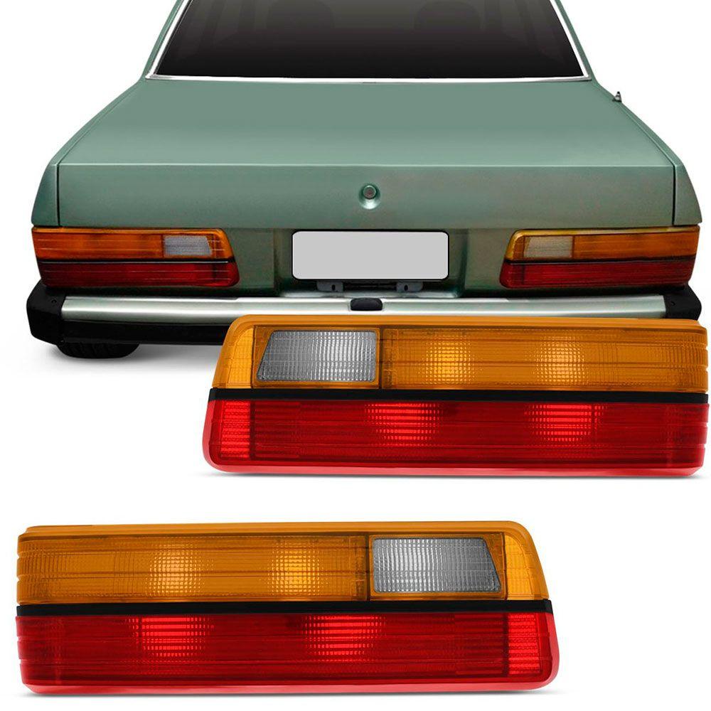 Lanterna Traseira Gm Del Rey 1985 a 1992 Tricolor Lado Direito 31284  - AutoParts Online