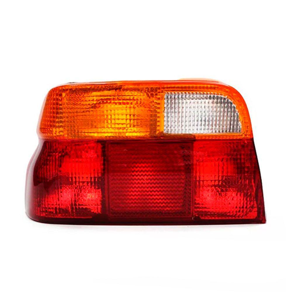 Lanterna Traseira Tricolor Ford Escort Sapão Verona 1993 a 1996 Lado Esquerdo  - AutoParts Online
