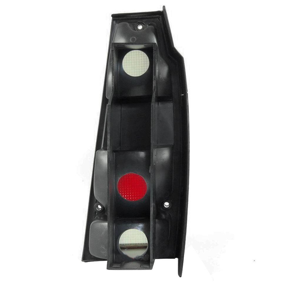 Lanterna Traseira Vw Parati Saveiro Quadrada 1987 a 1995 Fumê Lado Esquerdo  - AutoParts Online