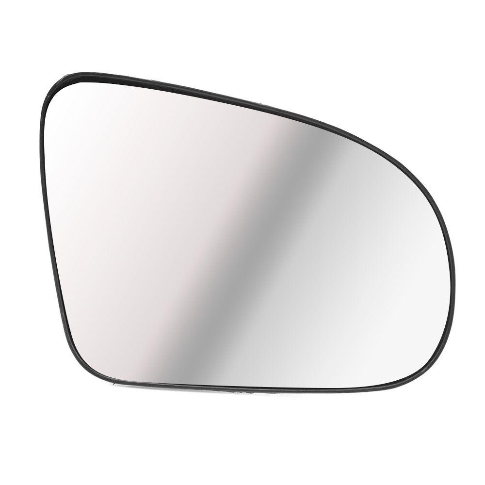 Lente com Base do Espelho Retrovisor Direito Corsa 1995 a 2003  - AutoParts Online