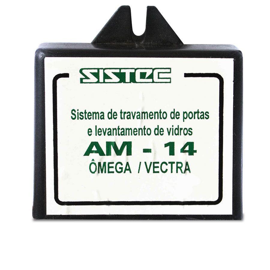 Levantamento de Vidro Sistec AM 14 para Ômega, Vectra e Golf Antigo  - AutoParts Online